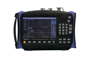 Serie S3101 Analizador de cable y antenna