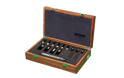 High Precision Calibration Kit, 3GHz, Type-N, 75ohm