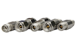 Precision Coaxial RF Adapters