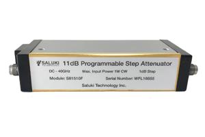 S81510F Manual Programmable Step Attenuator